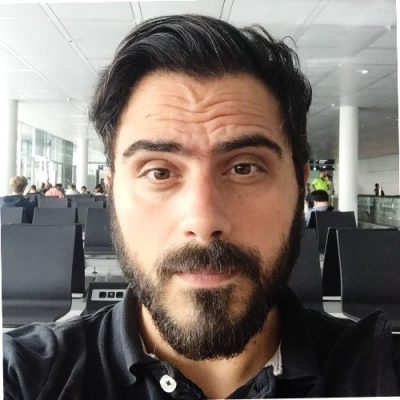 <b>Charis Mesaritakis</b>